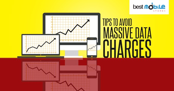 TIPS TO AVOID MASSIVE DATA CHARGES