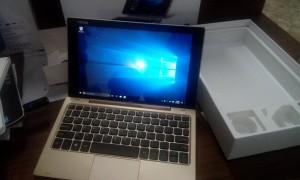 Windows 10 OS on Tecno WinPad 2