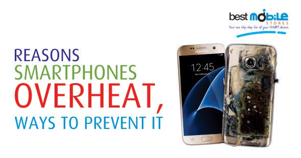 REASONS SMARTPHONES OVERHEAT, WAYS TO PREVENT IT