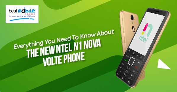 Everything You Need To Know About The New ntel N1 Nova VoLTE Phone