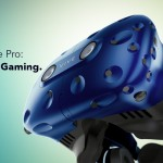 HTC'S NEW VIVE PRO: THE FUTURE OF GAMING