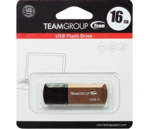 Team 16GB CI55 USB FLASHDRIVE 3.0 | Black