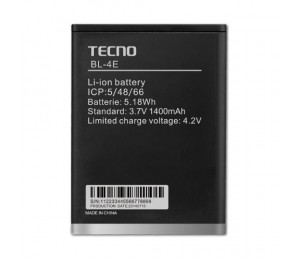 Tecno BL 4E Battery