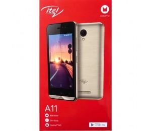 iTel A11 | Gold