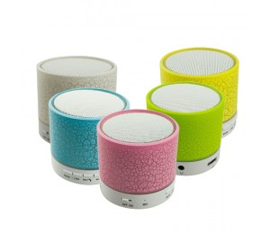 Universal LED Mini Bluetooth Speaker