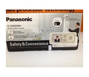 Panasonic Wireless Door Camera   VL-SDM200BX