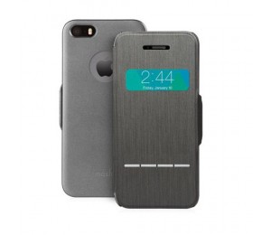 Moshi SenseCover for iPhone 5/5s | Steel Black