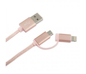 Universal Xipin 2 in 1 USB Cable