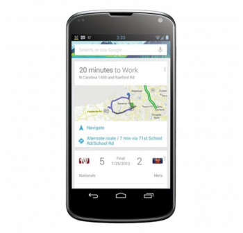 LG Nexus 4 E960 | Black