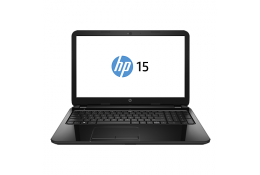 HP 15 Notebook - AC 114NIA | 4GB | 1TB | WIN 10 | 15.6'' | Black