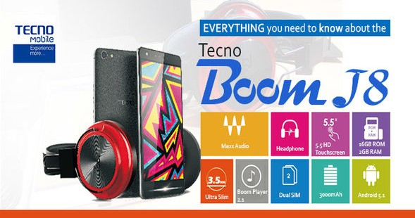 How Much Is Tecno Boom J8